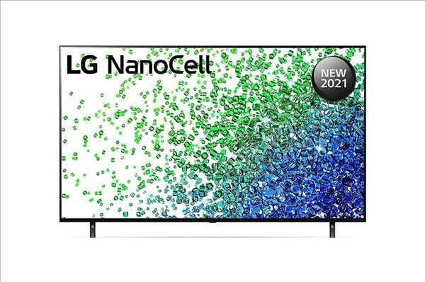 """טלוויזיה LG 65"""" Smart NanoCell 65NANO80VPA אל ג'י"""