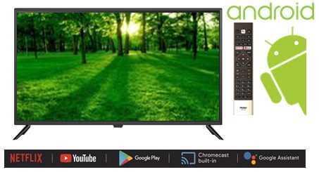 טלוויזיה 42 אינץ' Haier Smart HD LE42A7200 האייר