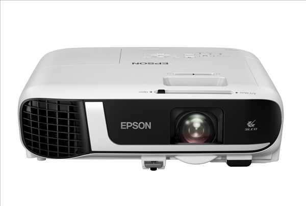 מקרן EBFH52 Full HD עוצמת הארה 4000 לומנס EPSON אפסון