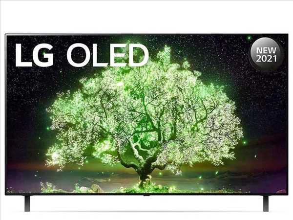 טלוויזיה 55 אינץ' דגם OLED 55A16LA/PVA  בטכנולוגיית LG OLED 4K Ultra HD אל ג'י