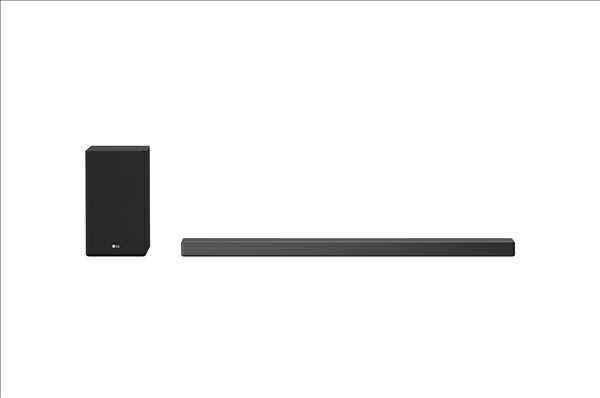 מקרן קול 520 וואט כולל סאבוופר אלחוטי 5.1.2 ערוצים LG SN9Y DTS X אל ג'י