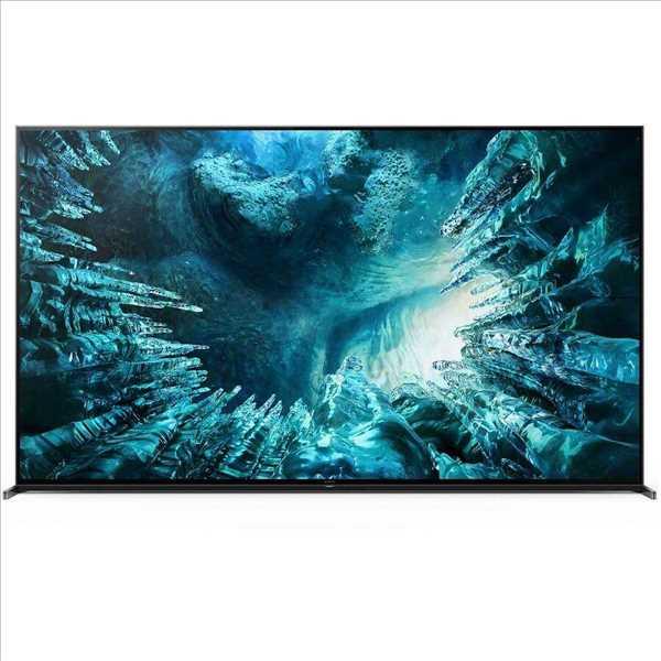 """טלוויזיה 75"""" SmartTV KD75ZH8BAEP SONY 8K OLED סוני"""