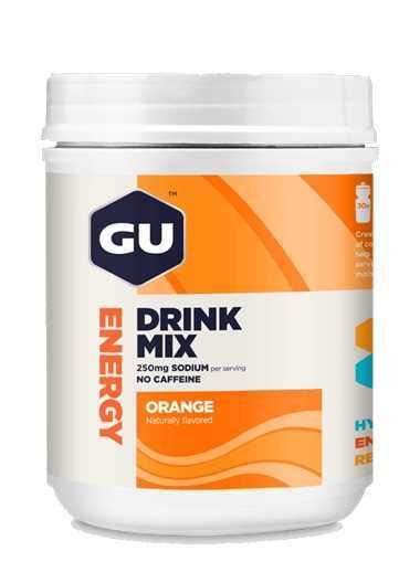 משקה איזוטוני GU בטעם תפוז 30 מנות