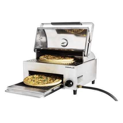 תנור פיצה משולב CAPT'N COOK דגם OVEN PLUS מבית אמגזית