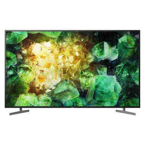 טלוויזיה SONY LED דגם SMART TV 4K KD-65XH8196BAEP סוני