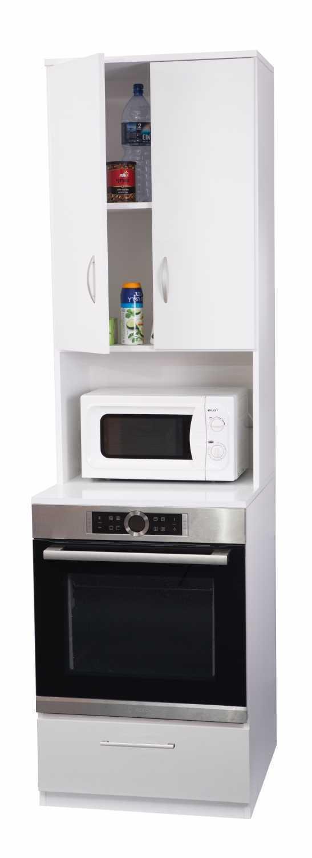 ארון לתנור בילט אין ומיקרוגל 520 מתוצרת אביעם