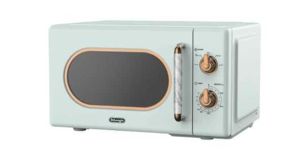 מיקרוגל מכני 20 ליטר Delonghi דגם DL-3720-G דלונגי