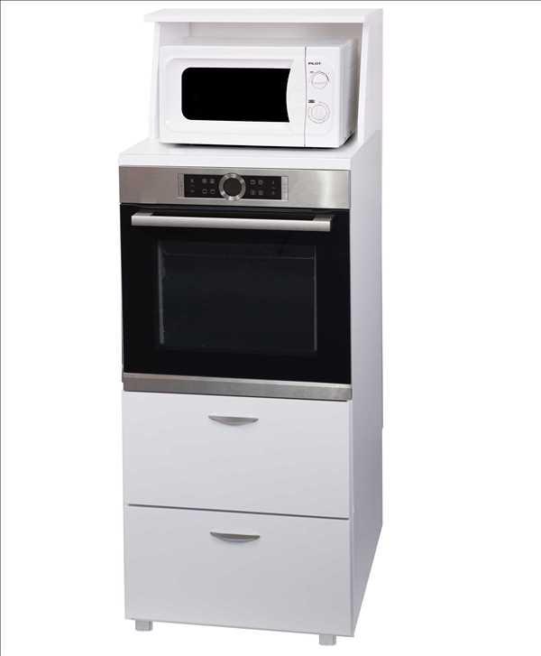 ארונית לתנור מוגבה משולב מקרוגל דגם 777A מתוצרת אביעם
