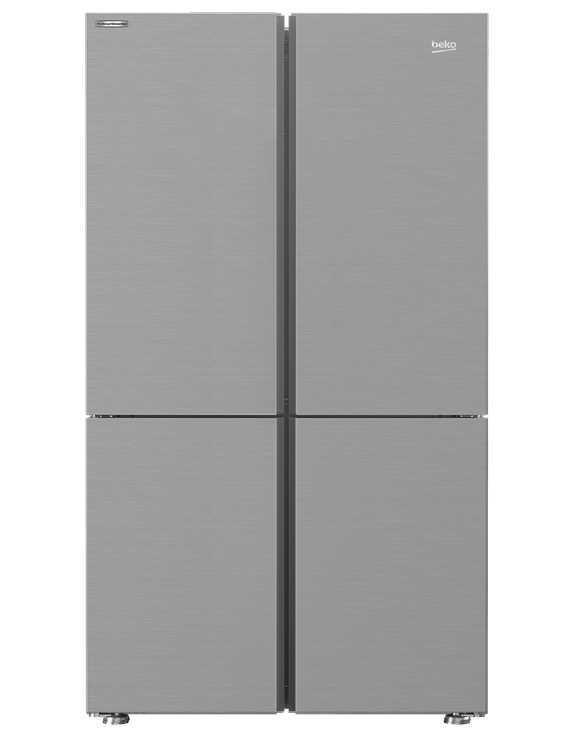 מקרר 4 דלתות 535 ליטר Beko GN1406221XB בקו