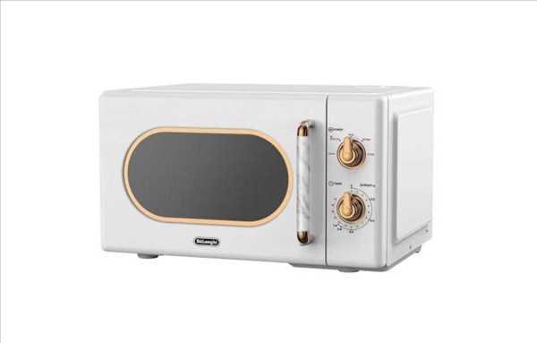 מיקרוגל מכני 20 ליטר DeLonghi דגם DL-3720-W דלונג'י