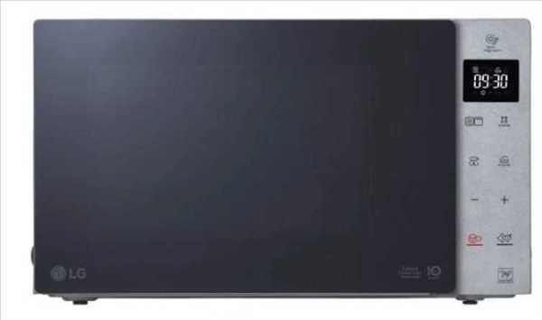 מיקרוגל דגיטלי משולב גריל 42 ליטר LG דגם MH8235GIS אל ג'י