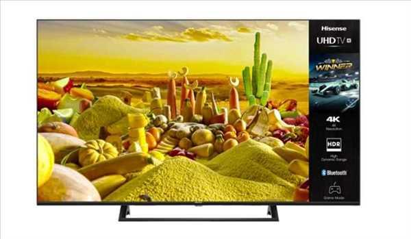 """טלויזיה 65"""" HISENSE  4K דגם 65A7320FIL הייסנס"""