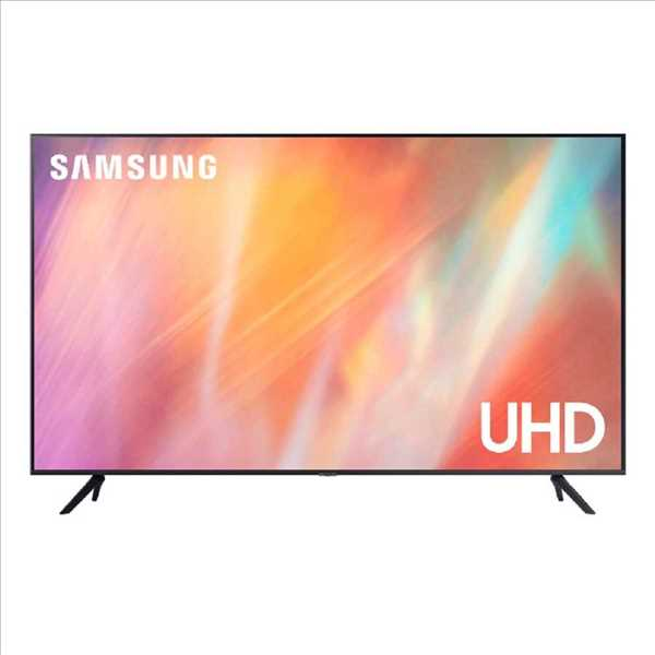 """טלוויזיה 43"""" LED SMART 4K דגם SAMSUNG UE43AU7100 סמסונג"""