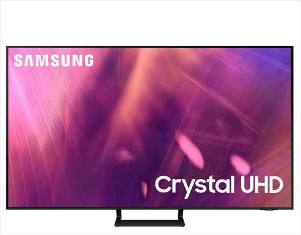 """טלוויזיה 4K SmartTV """"50 דגם UE50AU9000 Samsung סמסונג"""