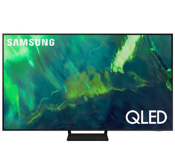 "טלוויזיה 55"" QLED SMART 4K דגם Samsung QE55Q70A סמסונג"