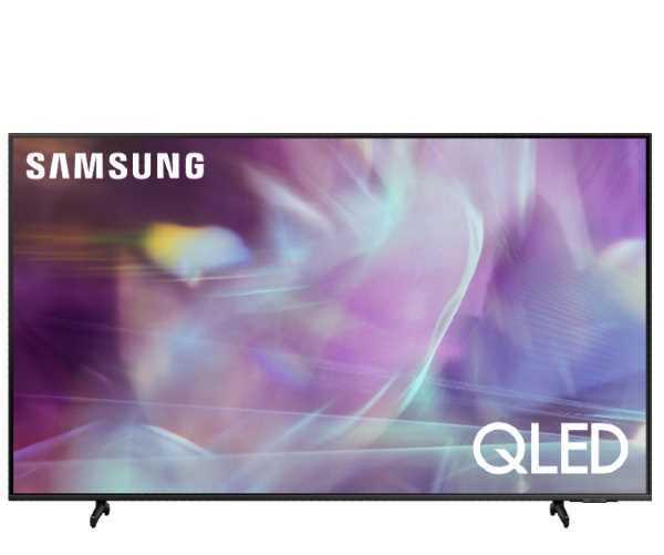 "טלוויזיה 55"" QLED SMART 4K דגם Samsung QE55Q60A סמסונג"