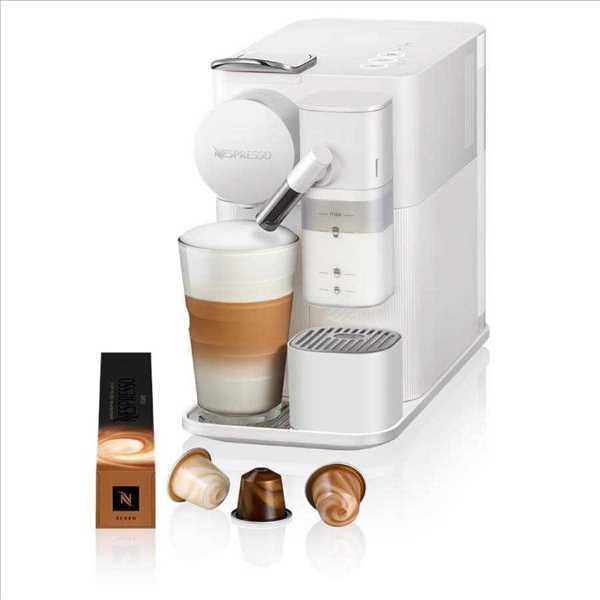 מכונת קפה Lattissima One F121 לבן קטיפתי NESPRESSO נספרסו