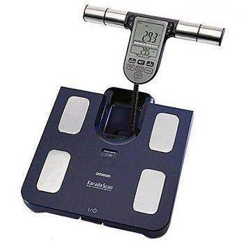 משקל אדם למדידת הרכב הגוף אצל מבוגרים וילדים מבית OMRON