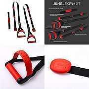 JUNGLE GYM XT הדגם החדש - אימון לכל הגוף באמצעות משקל גופך