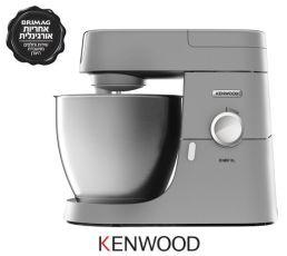 מיקסר KVL4100S Kenwood צבע כסוף