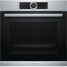 תנור בנוי Bosch פירוליטי בוש HBG675BS1
