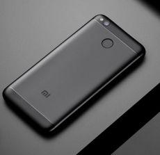 """סמארטפון 5.5"""" XIAOMI REDMI 4X - 3+32G שיאומי צבע שחור"""