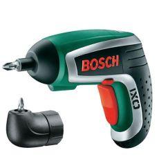 מברגת כף יד Bosch בוש IXO 3.6V - כולל אביזר זוויתי ב