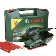 מלטשת רוטטת Bosch בוש PSS 250 AE