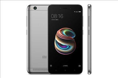 טלפון סלולרי Xiaomi Redmi 5A 16GB שיאומי כסוף