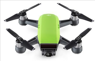 רחפן Dji Spark Fly More Combo ירוק