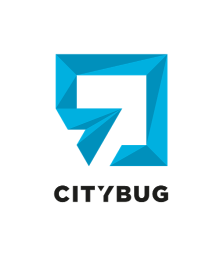 CITY BUG logo