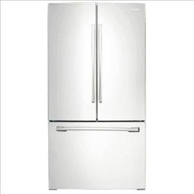 מקרר סמסונג 3 דלתות 553 ליטר Samsung RF230NCTAWW לבן