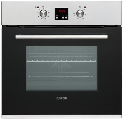 תנור בנוי פירוליטי Fujicom FJ-BI90P נירוסטה