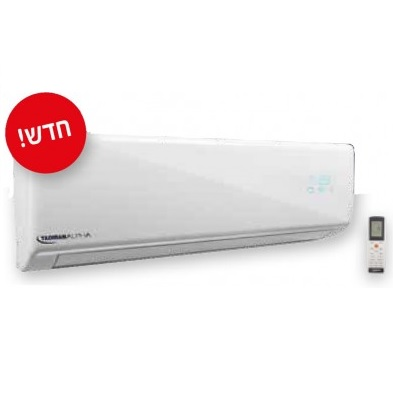 ‏מזגן עילי Alpha Inverter 340 Tadiran ‏תדיראן