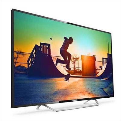 """טלוויזיה Philips 65"""" 4K Smart LED 65PUT6162 פיליפס"""