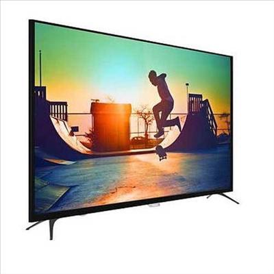 """טלוויזיה Philips 55"""" 4K Smart LED 55PUT6002 פיליפס"""