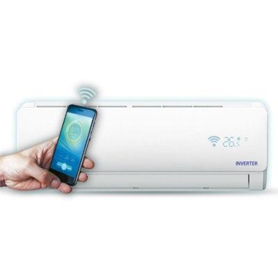 מזגן עילי Inverter Wifi 12 Familyline
