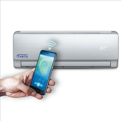 מזגן עילי Inverter Wifi 26 Familyline