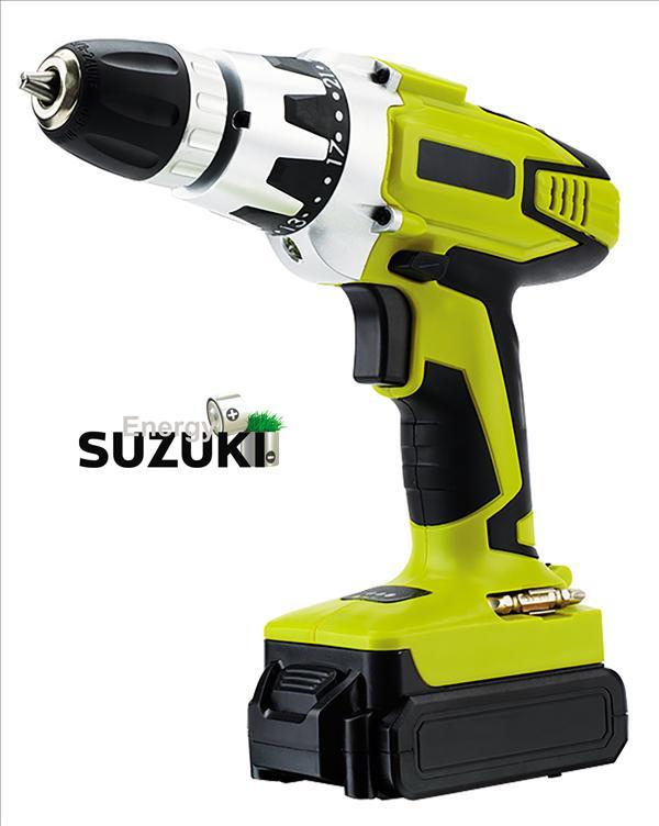 סוזוקי מברגה 18V במזוודה דגם SUZUKI Energy SED-18-1
