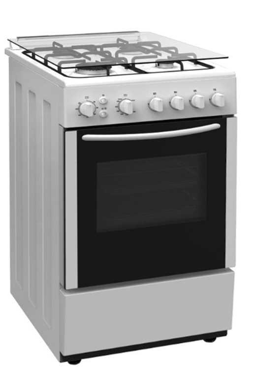 תנור משולב כיריים Midea 24SME4GEP מידאה