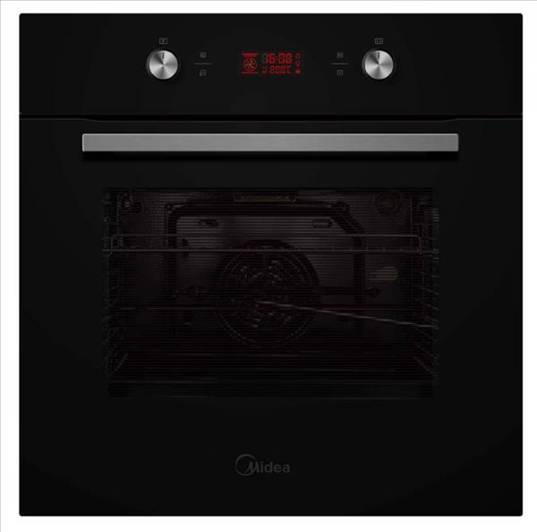 תנור בנוי שחורMidea 65DAE40041 מידאה
