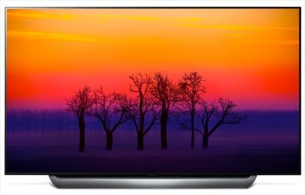טלוויזיה LG OLED55C8Y בגודל 55 אינץ'