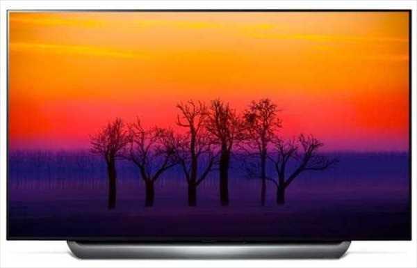 טלוויזיה LG OLED65C8Y בגודל 65 אינץ'