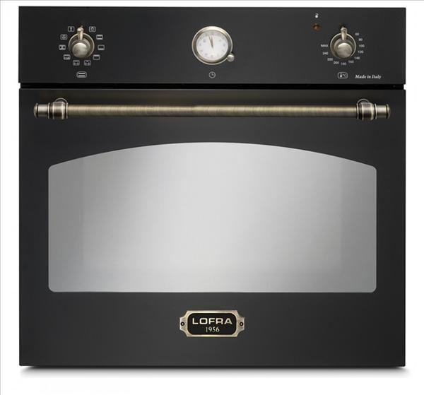 תנור בנוי Lofra FRMN69EE/BRO לופרה שחור-מט/ברונזה