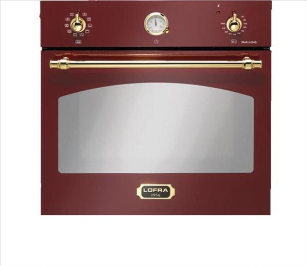 תנור בנוי Lofra FRR69EE לופרה אדום/זהב