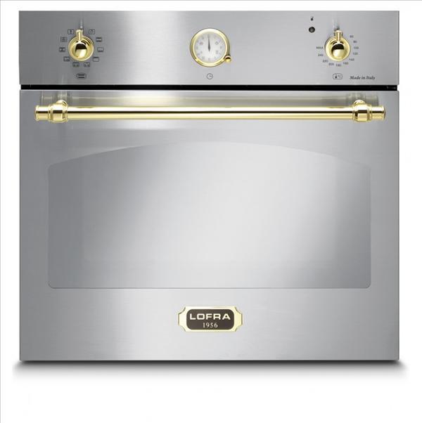 תנור בנוי Lofra FRS69EE לופרה נירוסטה/זהב