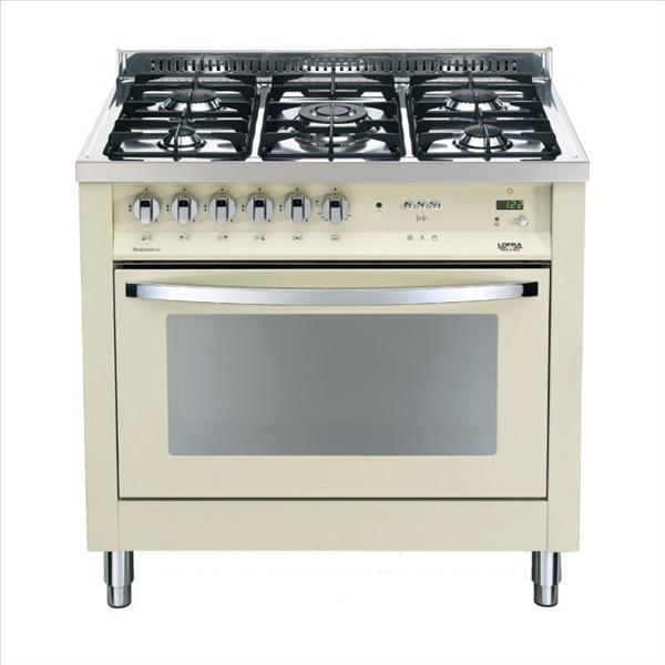 תנור משולב כיריים Lofra MSBIG96MFT Cool