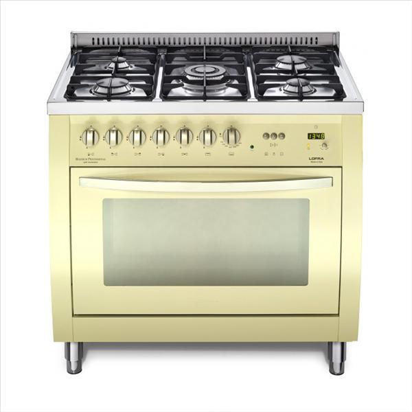 תנור משולב כיריים Lofra CSBIG96MFT Cool