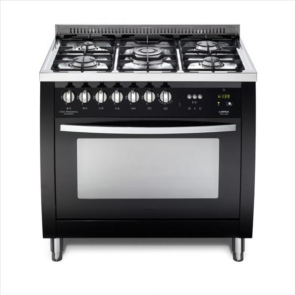 תנור משולב כיריים Lofra CSNG96MFT Cool