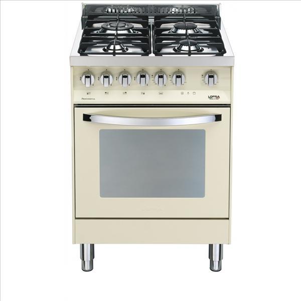 תנור משולב כיריים Lofra PBI66MF/CI